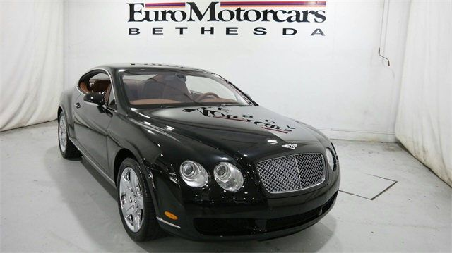 Bentley Continental 2dr Coupe Gt Bentley Continental 2dr Coupe Gt V12 05 06 Awd Bentley Continental Bentley Coupe