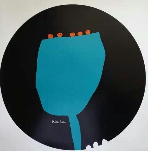 Ceramics with Walter Battiss images