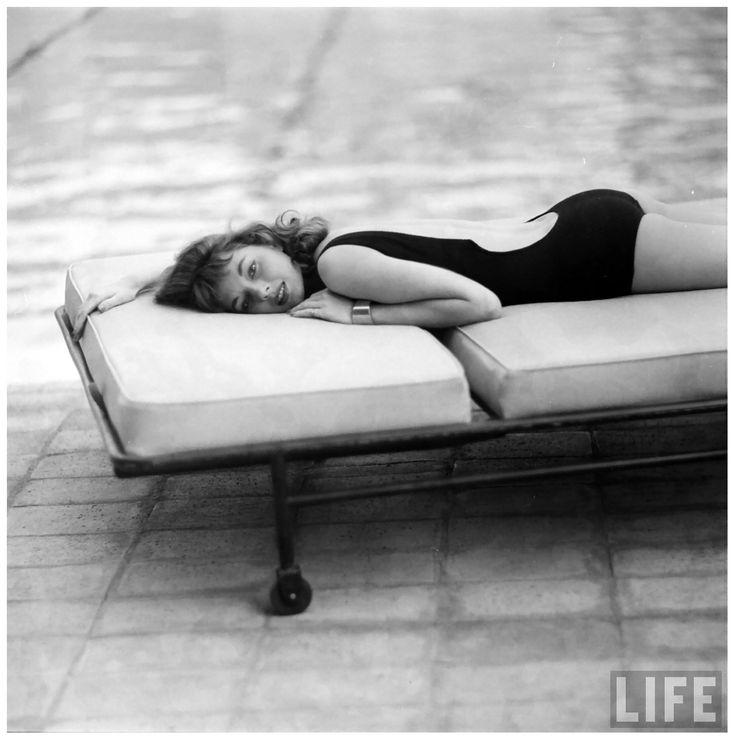 Vikki Dougan by Ralph Crane, 1957