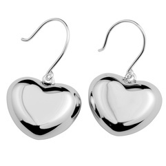 Kirsikka earrings - Aarikka, silver
