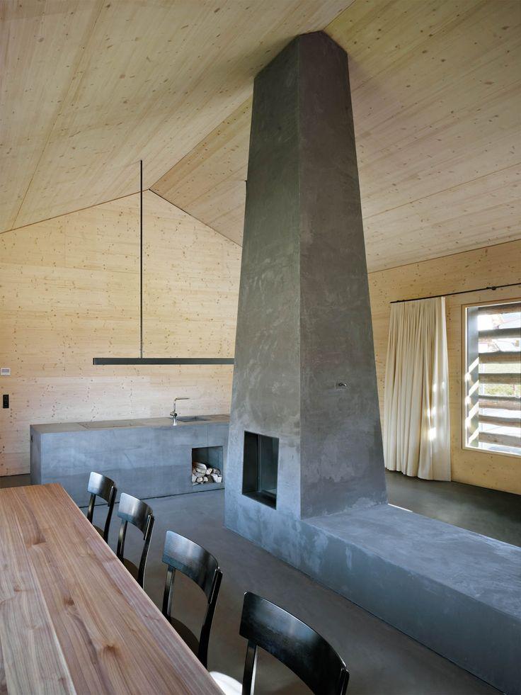 Cabin Porn: Morger & Dettli'sStall houseinLumbrein,...I…