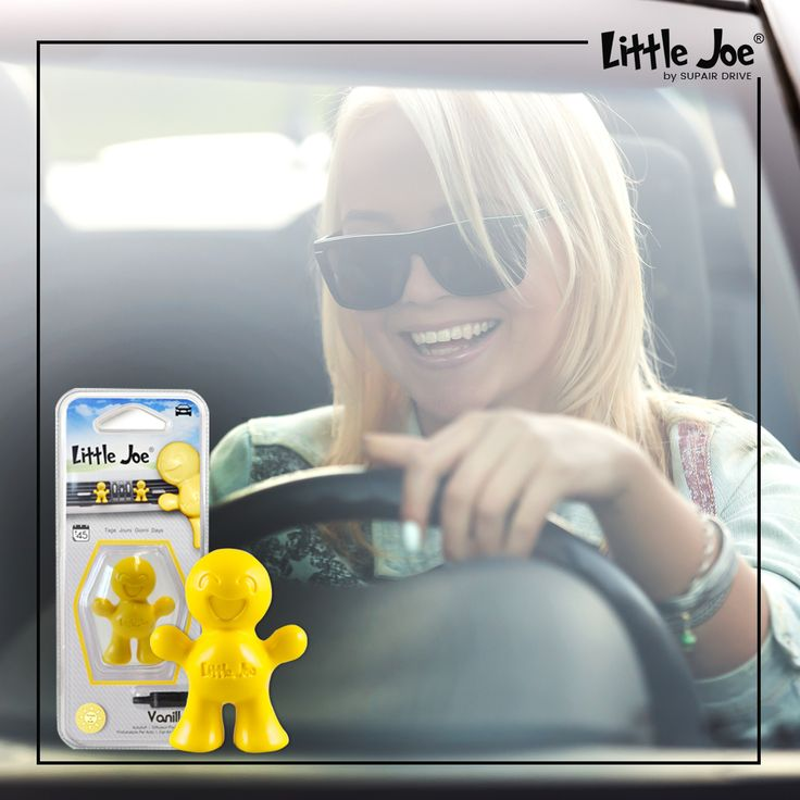 Little Joe Vanilla Scented Car Air Freshener makes your heart happy every time you hop in your car! 💛💛💛      #carairfreshener #auto #automotive #airfreshener #madeinswitzerland #littlejoe #littlejoeinternational #carclub #car #racingcar #carcare #carwash #airfreshener #soccer #sports #fifa #fussball #schweiz #brandnewcar #newcarscent #carfragrance