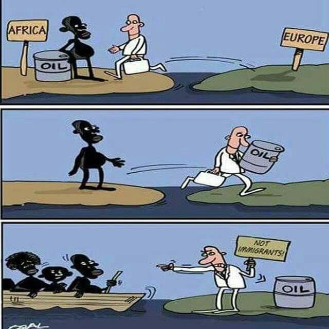 Africa x Europe