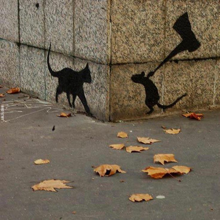 UP-BY The Artists ‏@upbyartists shared on Twitter - OUPS ! #streetart pic.twitter.com/bnxWr76YgL ><
