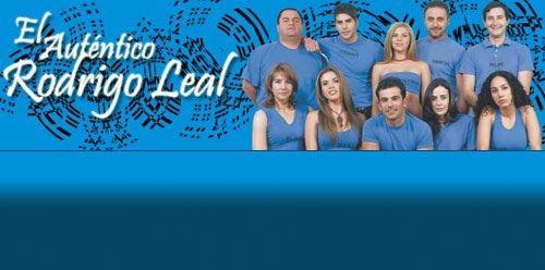 El auténtico Rodrigo Leal es una telenovela colombiana producida por Teleset para Caracol Televisión, creada por Ana María Londoño, Leopo...
