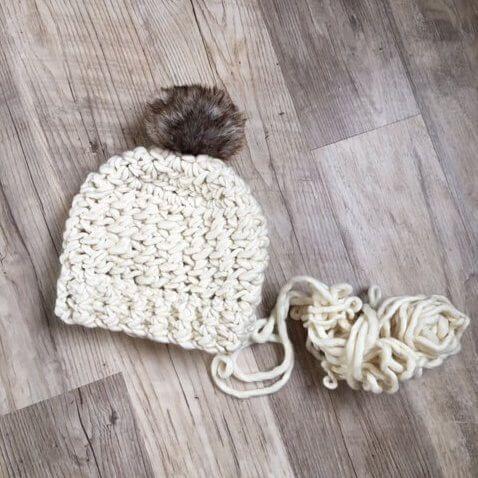 Um Chunky Yarn Crochet Pattern Para Fazer Um Chapéu Que Você Vai Amar