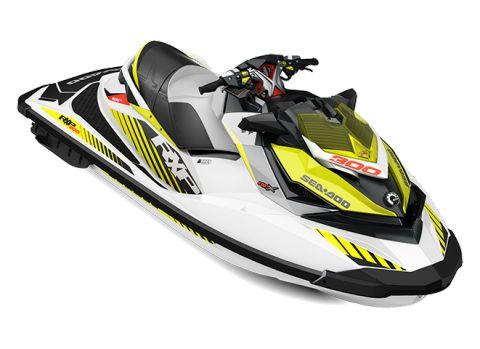 Sea-DooRXP-X 300|Potencia y control| Motos acuáticas Sea-Doo | Sea-Doo Mexico