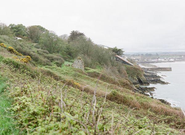 Irish Coastal Outdoor Wedding Ideas - Real Weddings - Once Wed