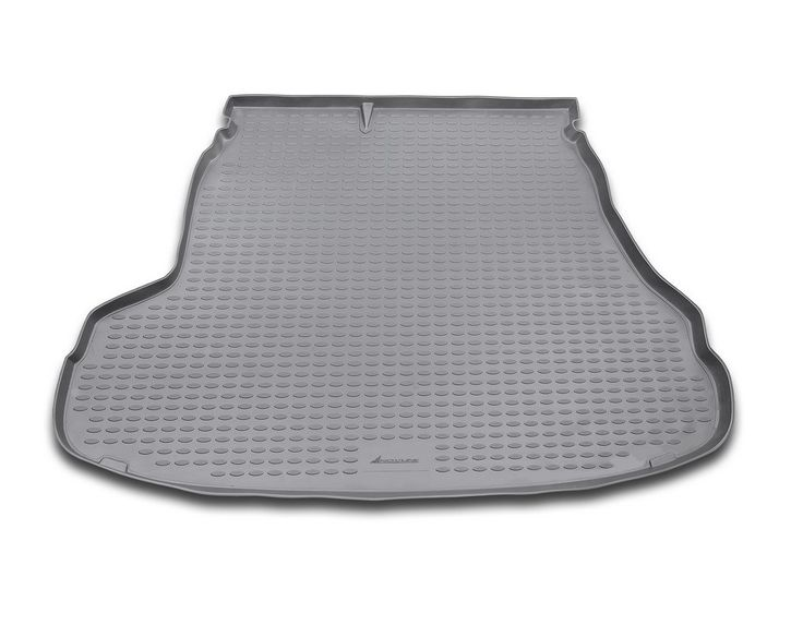Novline Kia Optima Sedan Cargo Mat - Molded floor mats from Novline trap mud, snow, water and dirt in your vehicle. Novline floor mats are a custom designed floor liner designed to cover maximum floor space, including the driver's left foot rest to provide you with excellent floor protection. There is no trimming required for fit, as each one is custom molded. Made of flexible polyurethane, for a tight shaped fit and a UV stabilizer to protect against sun damage. The Novline digital designed…