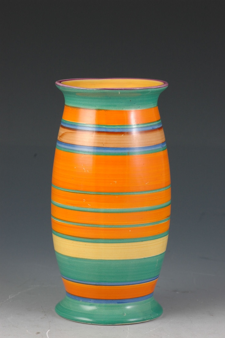 Clarice Cliff Art Deco Pottery Ceramica Pinterest