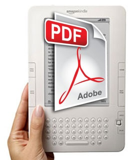 how to transfert kiddle to pdf
