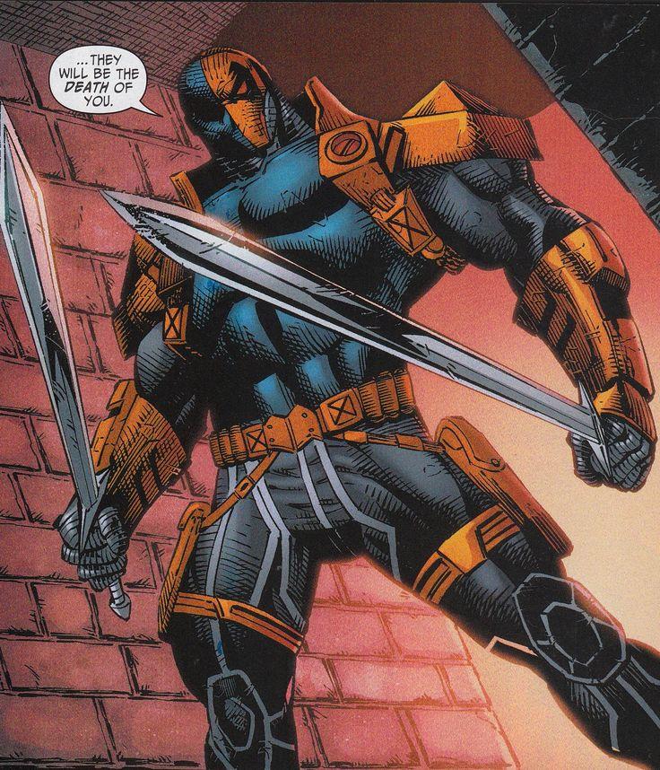 Suicide Squad Deathstroke 72 best images about D...