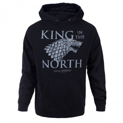 game of thrones king in the north hoodie i totally need. Black Bedroom Furniture Sets. Home Design Ideas