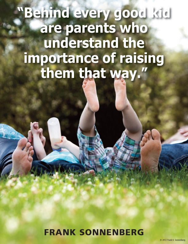 Importance of parents in childrens life