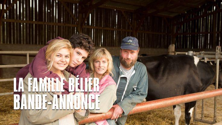 LA FAMILLE BELIER Un film d'Eric Lartigau, avec Karin Viard, François Damiens, Eric Elmosnino, Louane Emera, Luca Gelberg Au cinéma le 17 décembre 2014 ! htt...