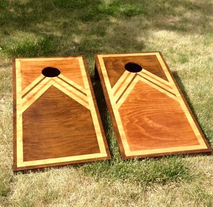 Cornhole Boards, Classic and Retro design, Regulation Size Bean Bag Boards by UnclePros on Etsy https://www.etsy.com/listing/522618976/cornhole-boards-classic-and-retro-design