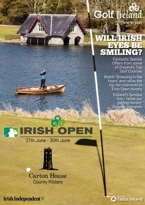 Failte Golf Magazine : Failte Golf Magazine iMag, Page 1