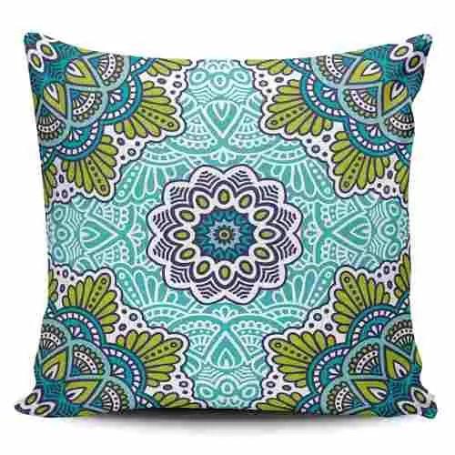 Cojin Decorativo Tayrona Store Mandala 135 - $ 44.900