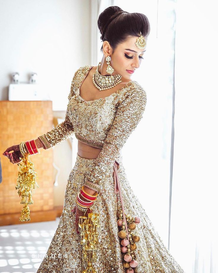25 best ideas about indian wedding dresses on pinterest for Punjabi wedding dresses online