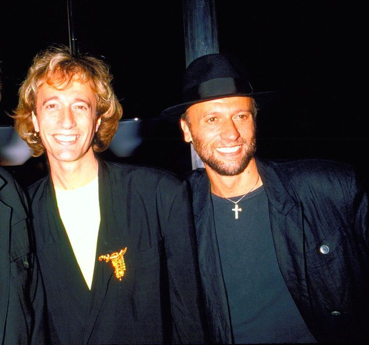 Robin and Maurice Gibb of the Bee Gees | Double Vision: Top 10 Famous Twins | TIME.com