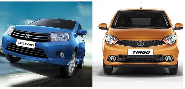 Cool Suzuki 2017: Tata Tiago vs Maruti Celerio - Specifications comparison - GaadiKey Blog Check more at http://24cars.top/2017/suzuki-2017-tata-tiago-vs-maruti-celerio-specifications-comparison-gaadikey-blog/
