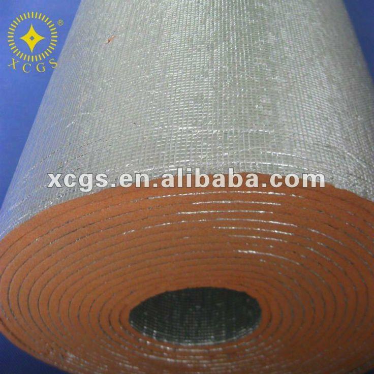 XPE Foam Foil Roofing Insulation/Fireproof Aluminium Foil Foam Insulation Material/Foil Backed Foam Insulation Sheet $0.8~$2.5