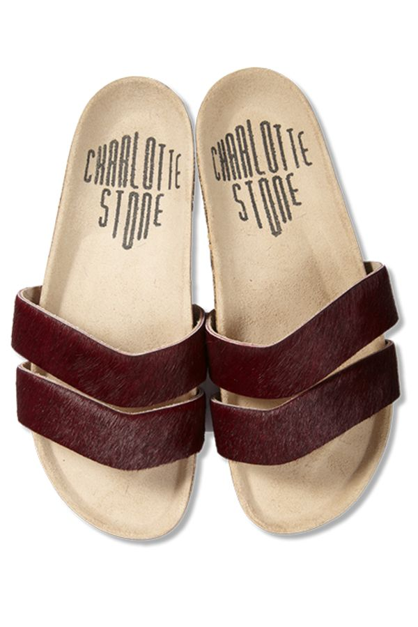 these, please. // charlotte stone alice sandal.
