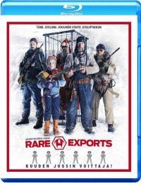 Rare Exports (BLU-RAYNA) 5,95€