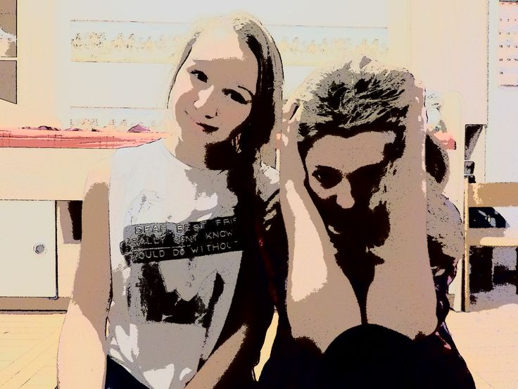 Natalie and Bara!!!  #Best #Friends