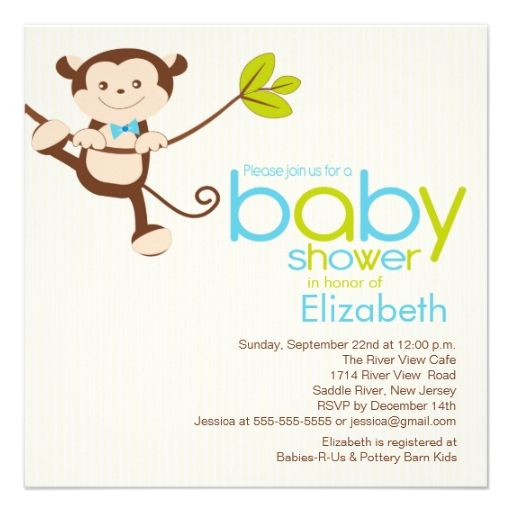 14 best Baby Fever - Baby shower invites images on Pinterest - baby shower invitation letter