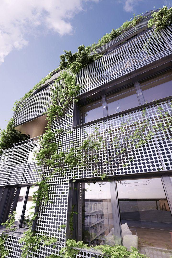 best 25 facade design ideas on pinterest facade architecture facade and facades. Black Bedroom Furniture Sets. Home Design Ideas