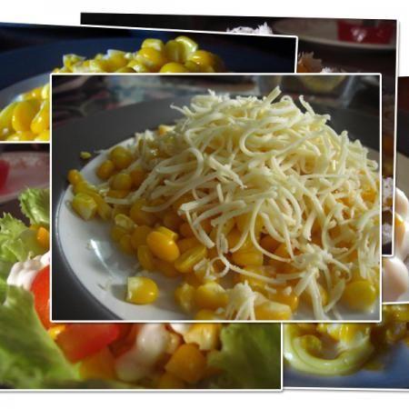 Resep Jagung-jagung Rebus