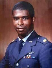 Robert Henry Lawrence  1st AA Astronaut