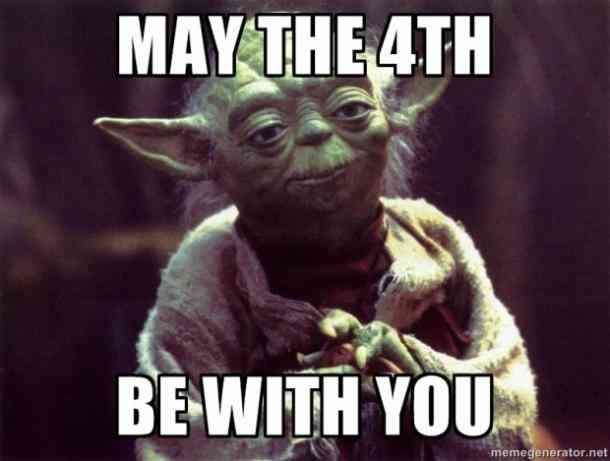 The 19 Best May The 4th Memes To Share On Facebook If You Love Star Wars Day Funny Memes Memes Work Memes