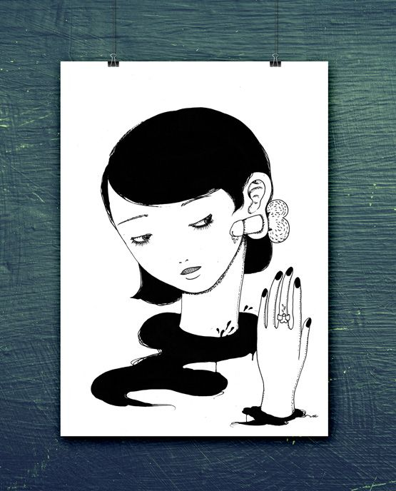 ARTWORK HUMAN CHUO – PRINT HC03    15,00€    Dimensioni stampa  32 x 45 cm