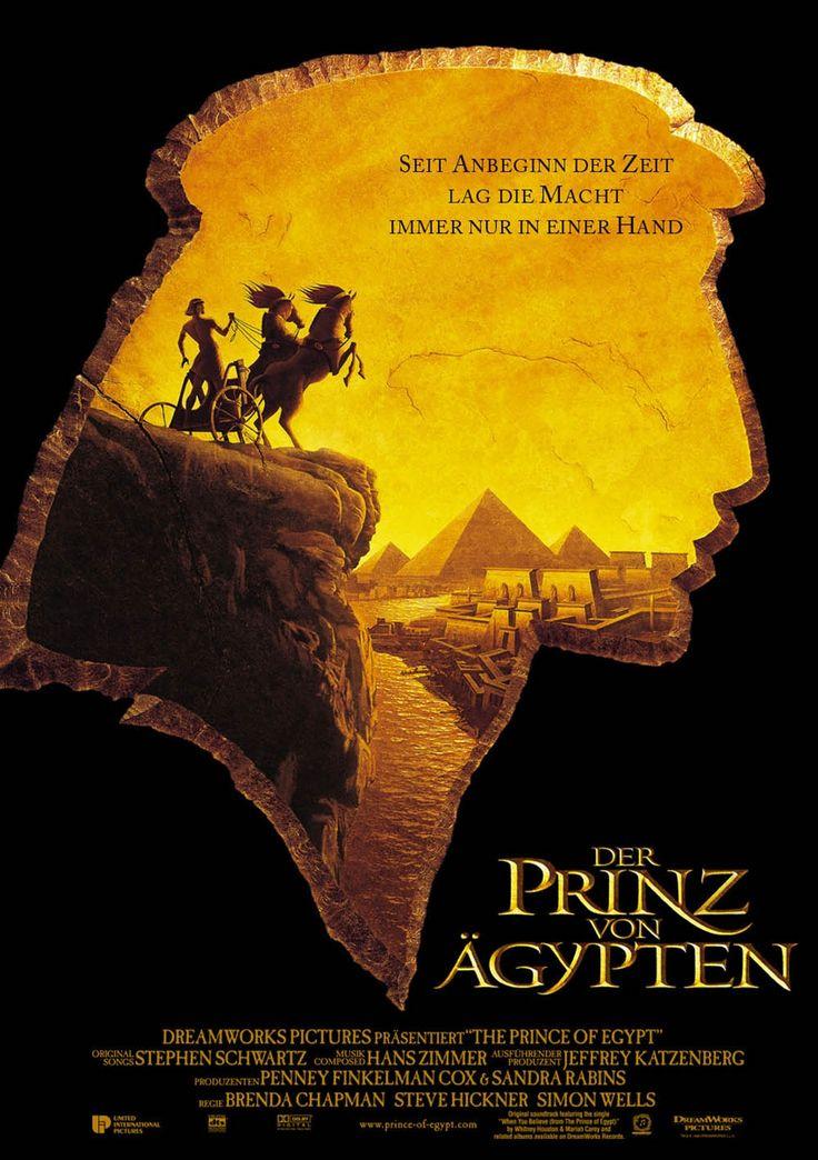 Принц Египта - The Prince of Egypt, 1998