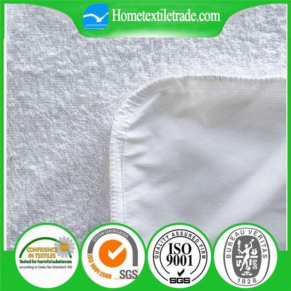 Best Crib Mattress Protector Pad From Bamboo Rayon Fiber in Quebec