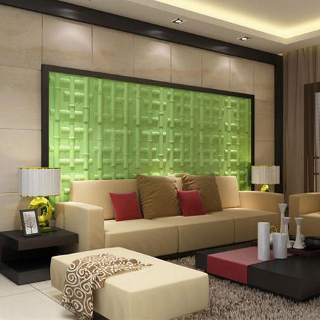 96 best 3 Dimensional Wallcovering images on Pinterest Plastic