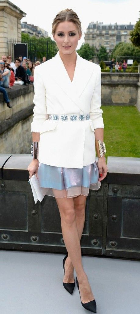 Snapped: Christian Dior F/W 2013 Haute Couture Show