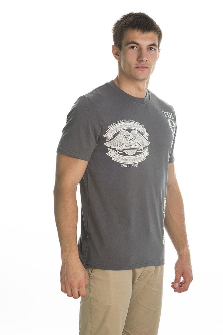 T-shirt Original; grey