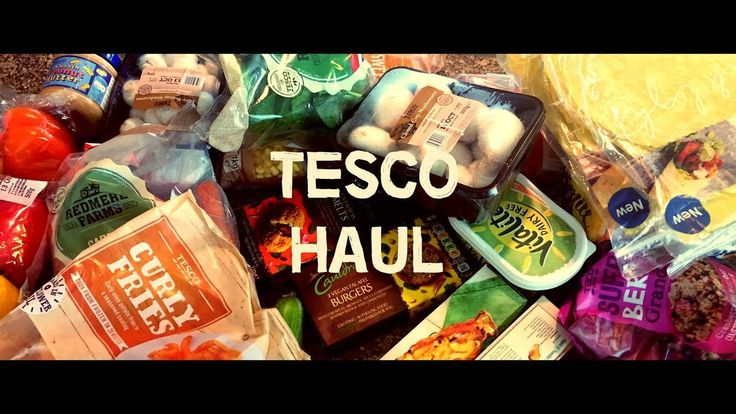 Plant Based Grocery Haul (UK) | MICHELA ismyname ❤️
