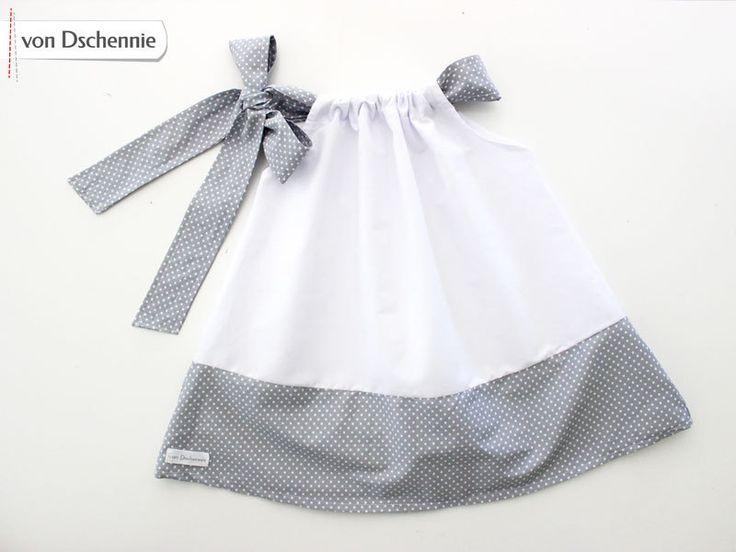 Kleider - ♥ Trägerkleid 'IDA' ♥ - ein Designerstück von von-dschennie bei DaWanda