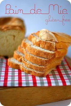 Le pain de mie sans gluten c'est génial. On peut faire des toasts, du croques monsieur, des sandwichs, du pain perdu, ect, ect, c'est le pain à tout faire. Seulement pour ça il faut du pain de mie sans gluten moelleux, qui fond dans la bouche lorsqu'il est bien frais. Après plusieurs essais, je suis…