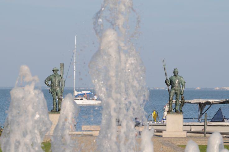 Balatonfüred Hungary  Town nearby Balaton Stadt nahe dem Plattensee