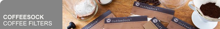 CoffeeSock Reusable Coffee Filters