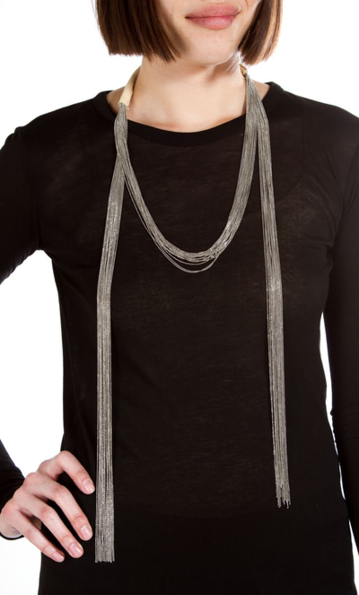 BRUNELLO CUCINELLI NECKLACE @SHOP-HERS
