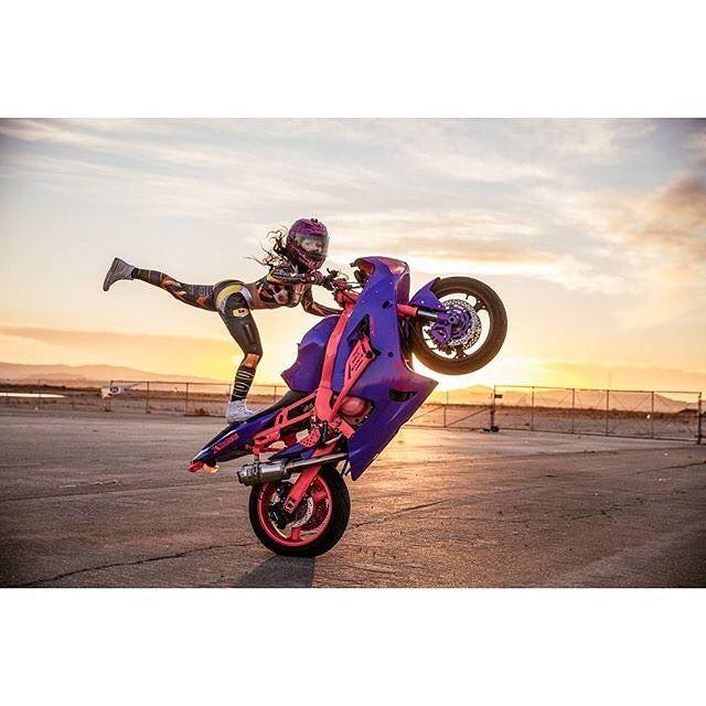 Real Motorcycle Women - _killswitchbikes