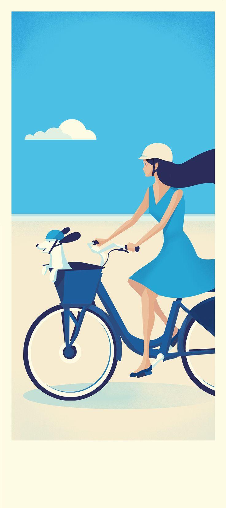 Citi Bike Miami by Pietari Posti | Agent Pekka