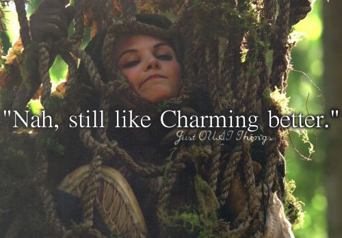 """""""Nah, still like Charming better."""" - Just OUAT Things"""