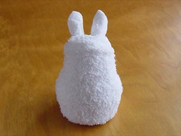 17 meilleures id es propos de pliage de serviettes de bain sur pinterest - Art de plier les serviettes ...